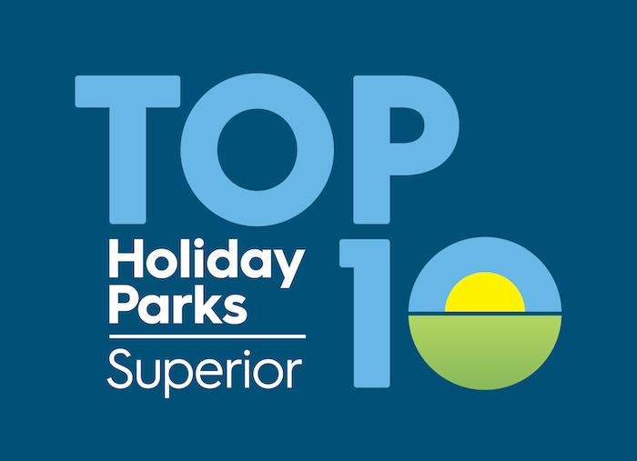 Ohope Beach TOP 10 Holiday Park - logo