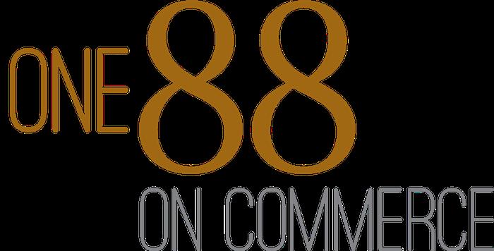 One88 on Commerce - logo