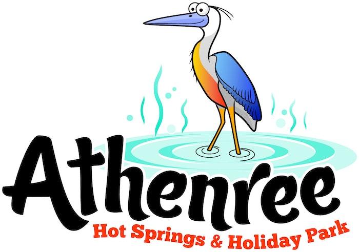 Athenree Hot Springs & Holiday Park - logo