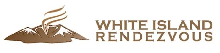 White Island Rendezvous - logo
