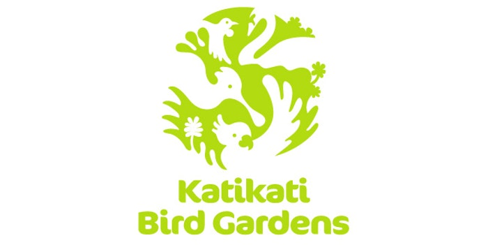 Katikati Bird Gardens - logo