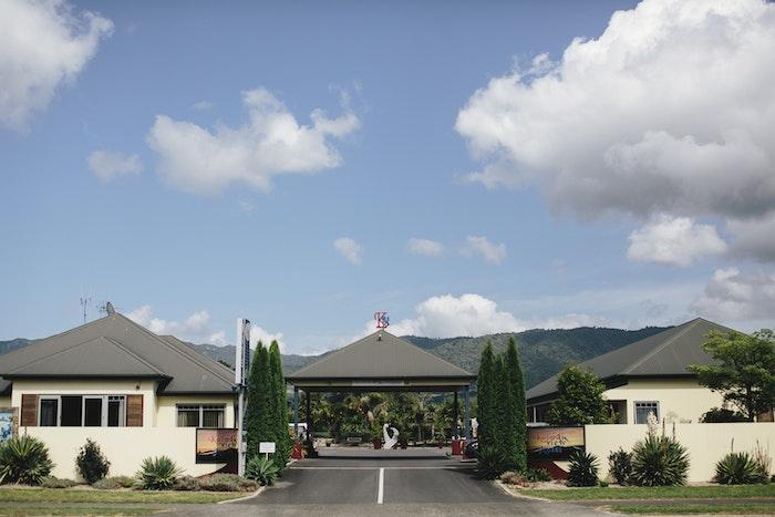 ASURE Kaimai View Motel - logo