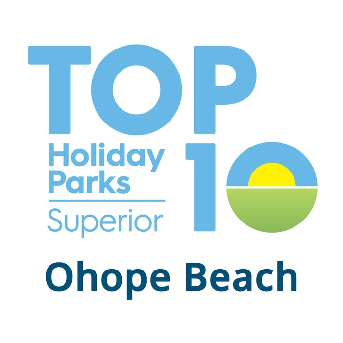 Ohope Beach TOP 10 Holiday Park Motels - logo