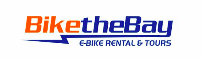 Bike the Bay  - logo