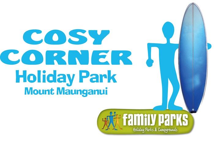 Cosy Corner Holiday Park - logo