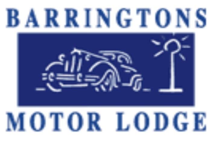 Barringtons Motor Lodge - logo