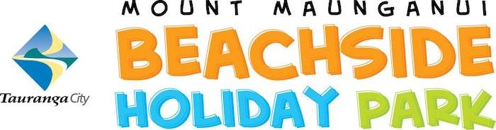 Mount Maunganui Beachside Holiday Park - logo