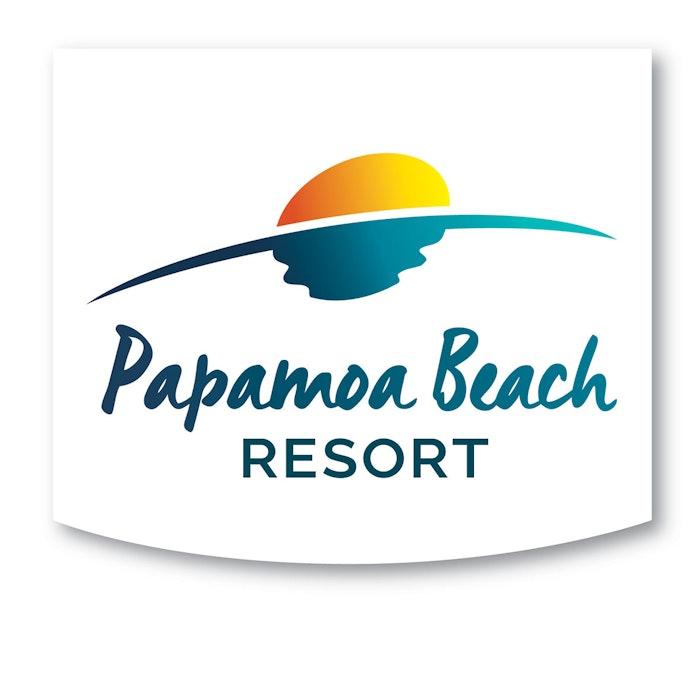 Papamoa Beach Resort - logo