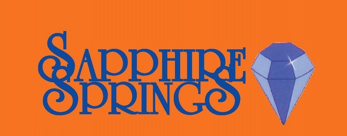 Sapphire Springs Holiday Park & Thermal Pools - logo