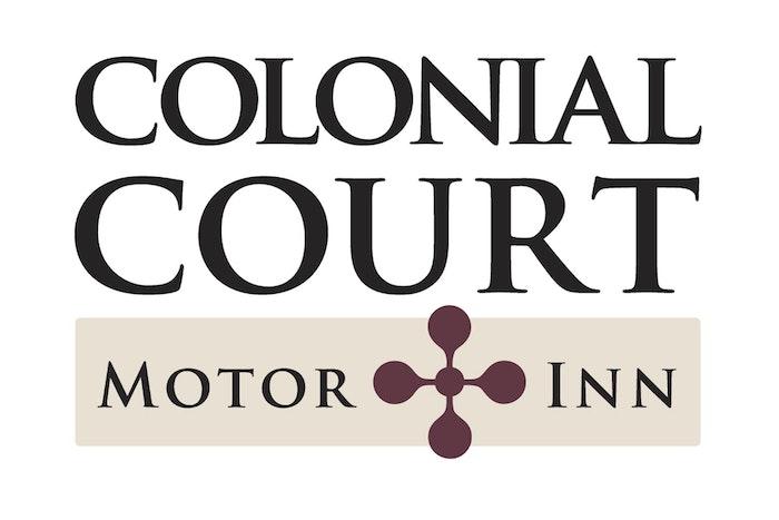 Colonial Court Motor Inn - logo