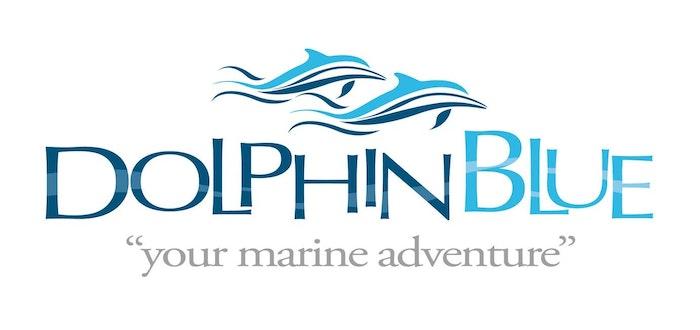 Dolphin Blue - logo