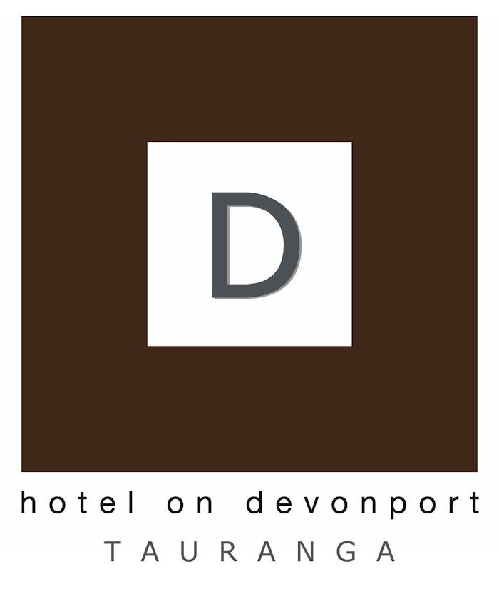 Hotel on Devonport - logo