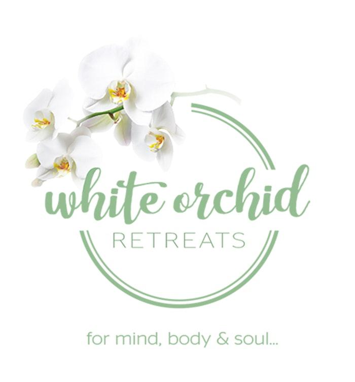White Orchid Retreats - logo