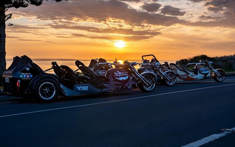 Sunrise - Marine Parade, Mount Maunganui