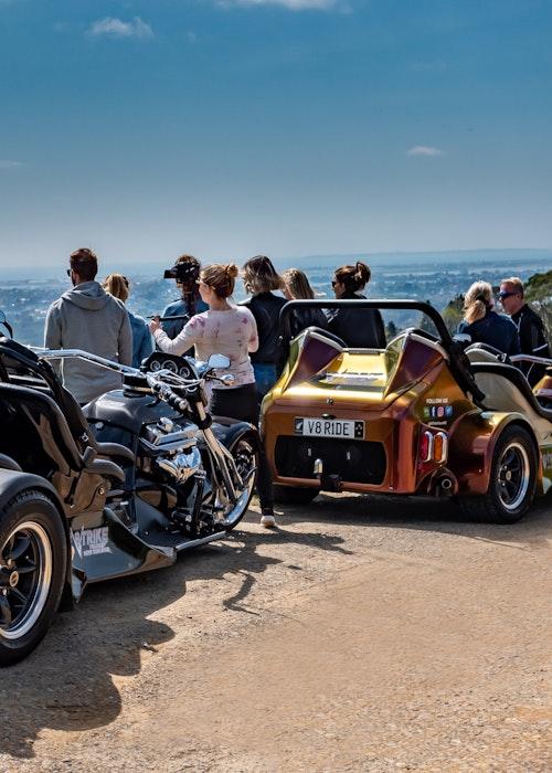 V8 Trike Tours - Tauranga / Mount Maunganui / Bay of Plenty