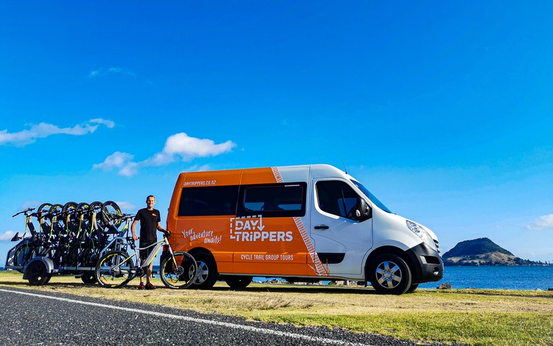 Gold Diggers Trail - Full day cycle tour