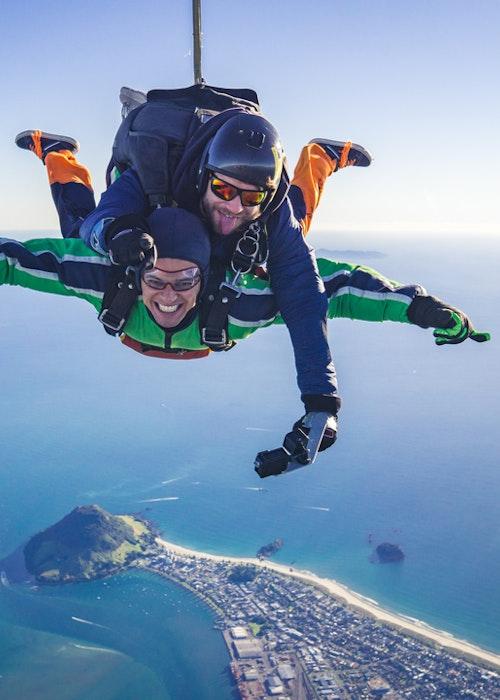 Skydive Tauranga
