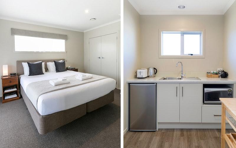 Colonial Court Motor Inn Tauranga - One bedroom premium unit