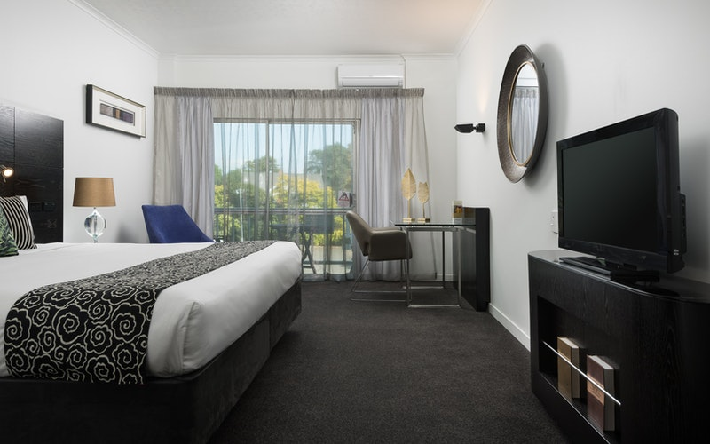 New fully refurbished room