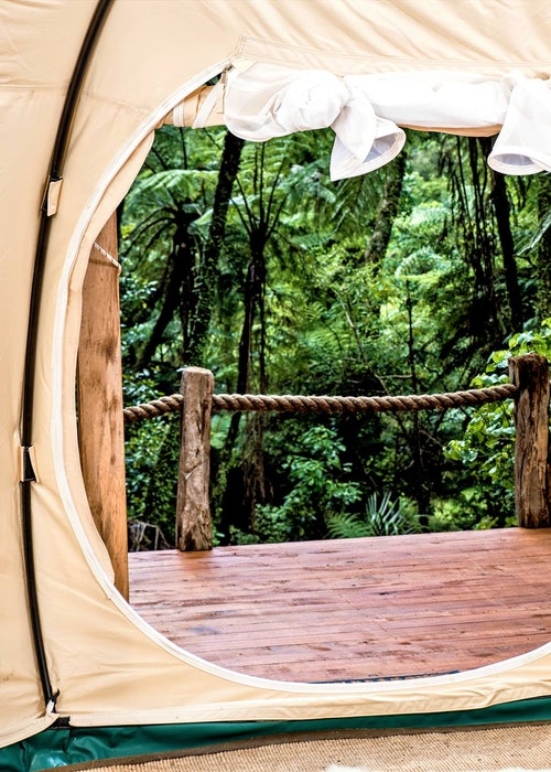Off The Beaten Track - Waterfall Mountain Glamping