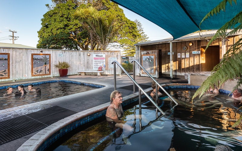 Our chemical free Mineral Pools