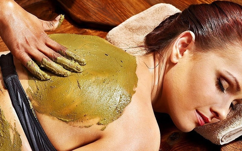 Full Body Exfoliation and Massage
