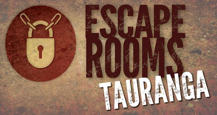 Escape Rooms Tauranga - logo