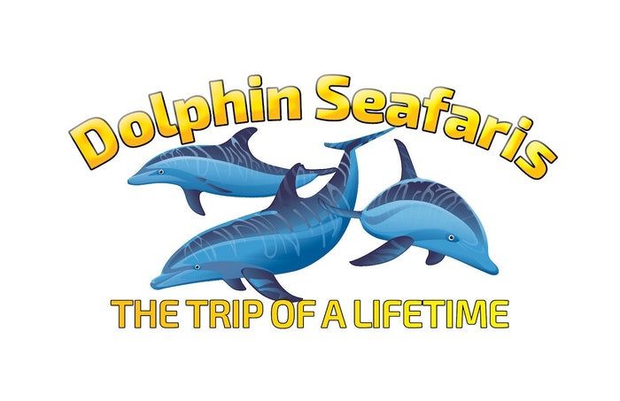 Dolphin Viewing and Swimming - logo