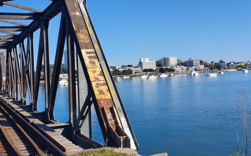 Harbour Hoorah! - 3 hour city trails cycle tour