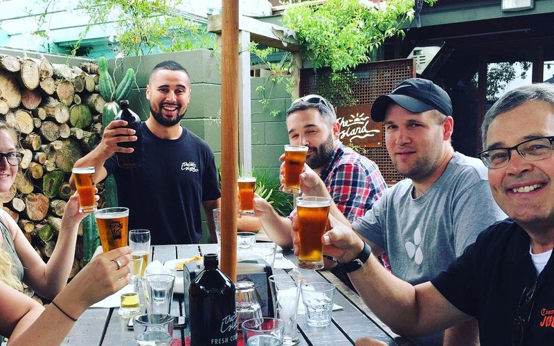 Brewbus - New Zealand Craft Beer Tours Limited