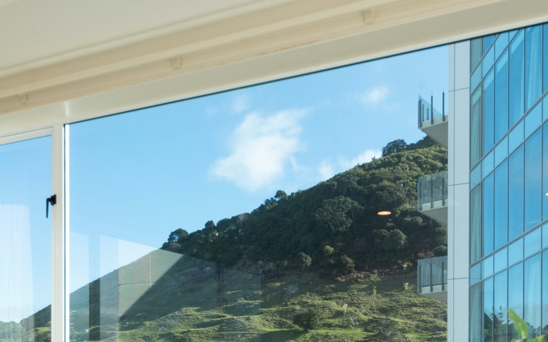 Mountain View from 2 Bedroom Ocean/Harbour View