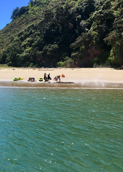 KG Kayaks - Whale Island