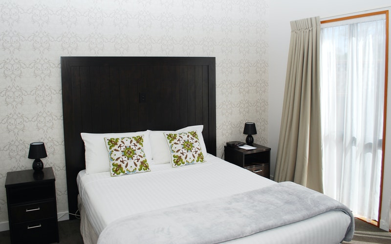 Renovated One Bedroom Suite Bedroom