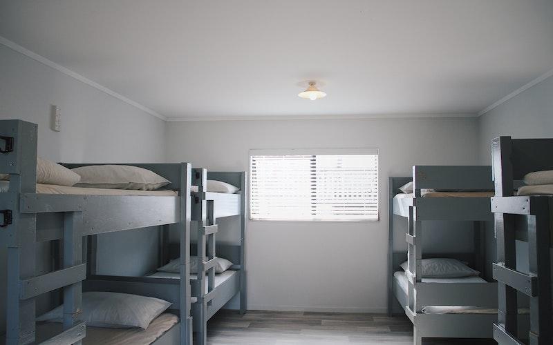 8 Bed Dorm Room