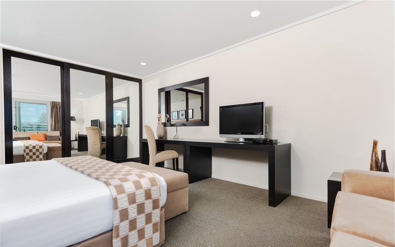 Deluxe or Executive Room