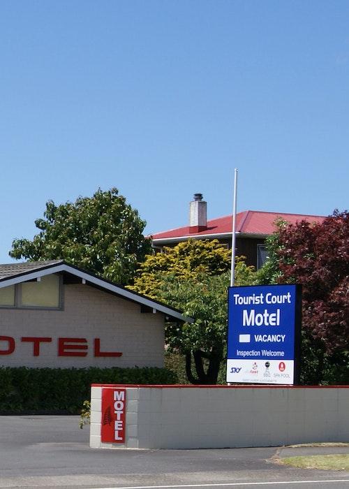 Tourist Court Motel Whakatane