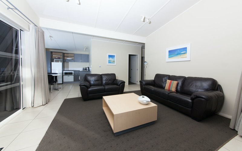 Papamoa Beach Resort, Holiday Park & Motels. 2-Bedroom Garden Villa