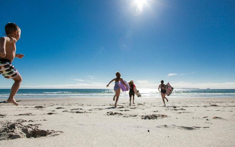 Papamoa Beach Resort Holiday Park & Motels. Family fun at Papamoa Beach!