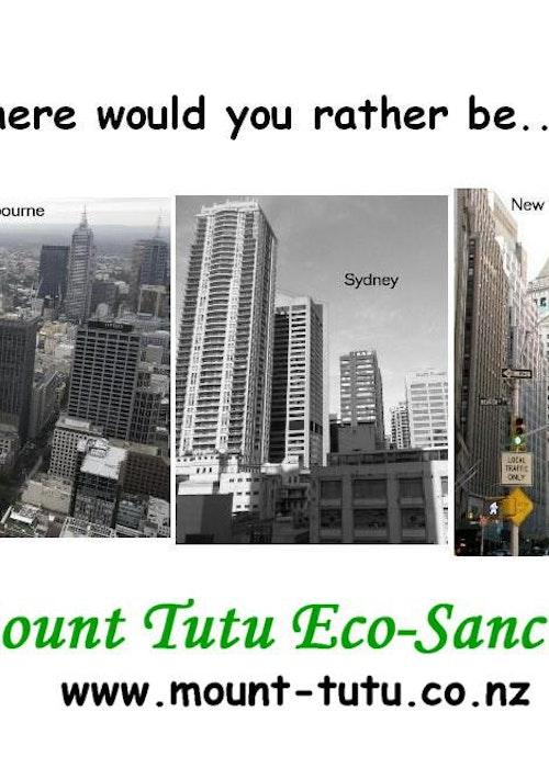 Mount Tutu Eco-Sanctuary