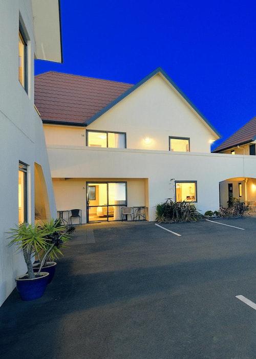 Bella Vista Motel Gisborne