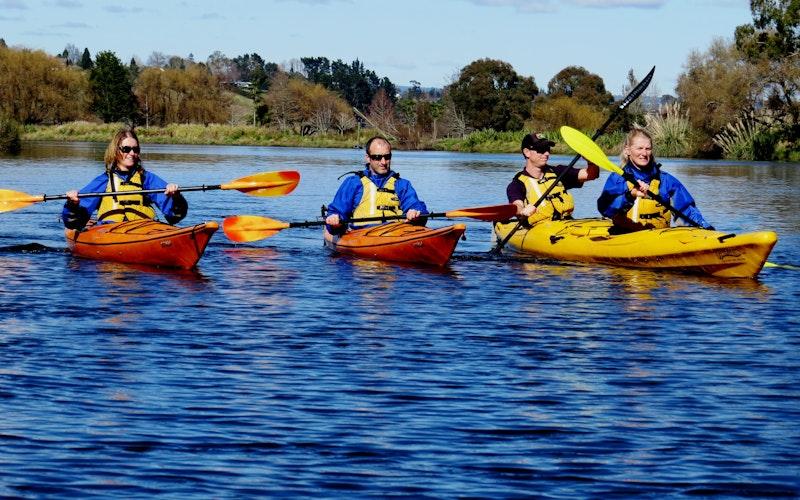 Wairoa River Kayak Tour