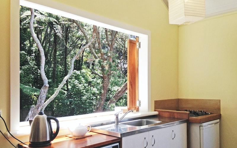 Honey Loft kitchen