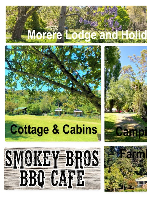Morere Lodge and Holiday Park