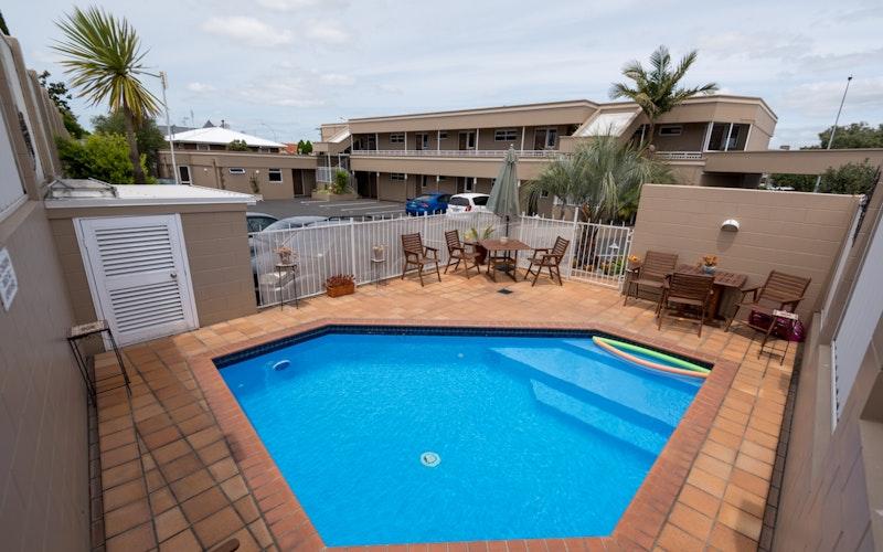 Baywatch Motor Inn Swimming Pool