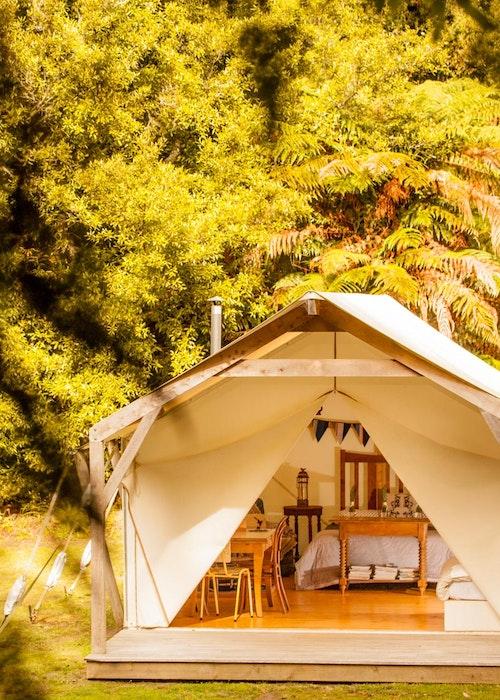 Canopy Camping Escapes - Chattan Farm