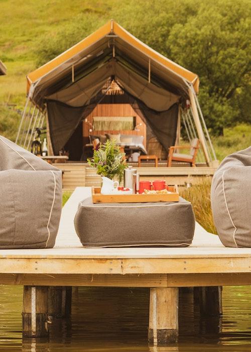 Canopy Camping Escapes - Manutuke Eco Retreat