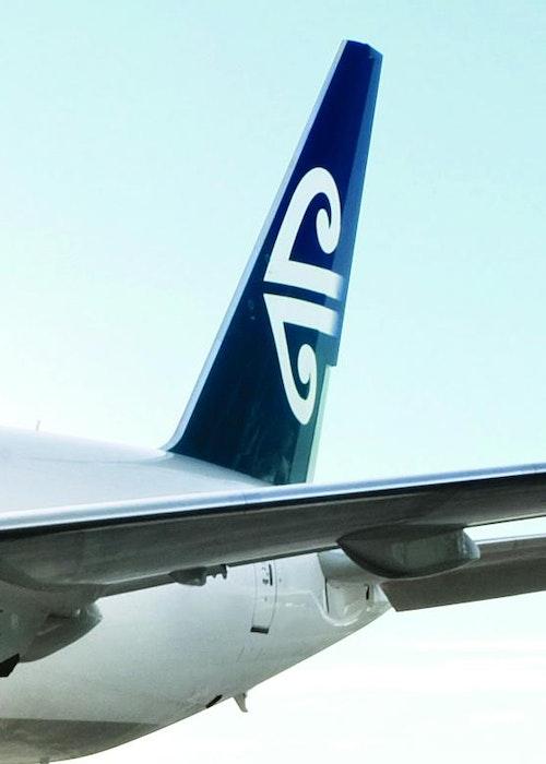 Air New Zealand - Gisborne