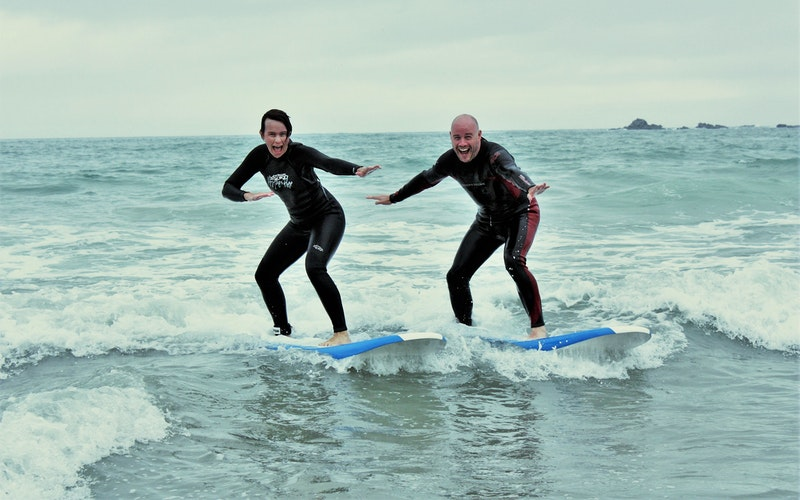 Surf Lessons in Mount Maunganui