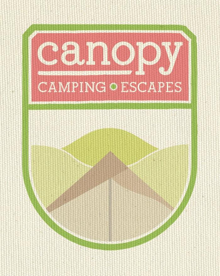 Canopy Camping Escapes - Kahikatea Farm - logo