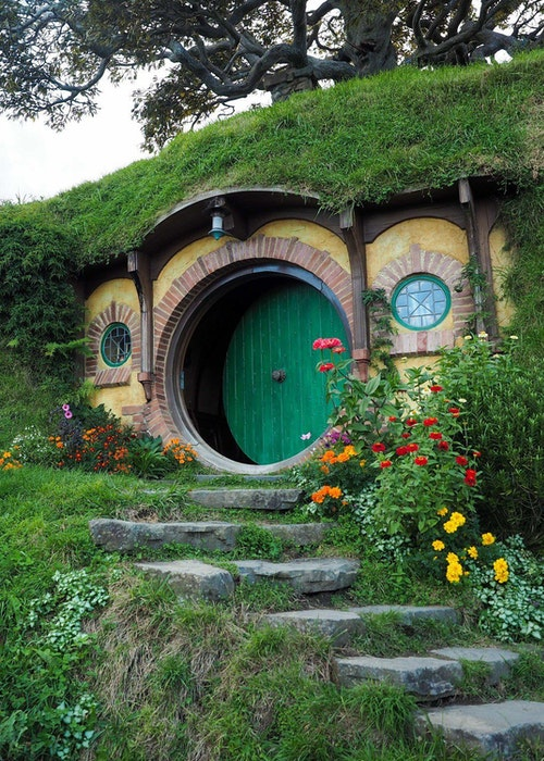 The Ultimate Hobbiton Experience Helicopter Package